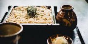 【With image】 Wai Shou, Shinshu magnificent Soba is eaten.