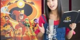 "[Sad news] Ruriko Kojima is the first voice actor! Hero role in US animated movie ""Incredible Family"""