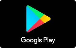 If you buy a Google Play card at 50,000 yen at a convenience store …