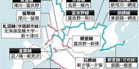 """JR Hokkaido """"Kimare, you will not be abolished with a credit!"""" Ministry of Finance """"No, it's impossible"""" JR """"E"""""""