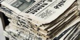 """Woman arrested on suspicion of stealing newspaper from """"post wanting to read"""" post"""