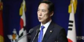 "Defense Minister of Korea ""Continuing suspicion of North Korea (Japan) interferes with dialogue"""