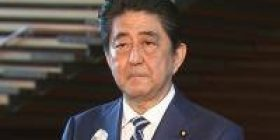 """【Breaking News】 Public opinion survey Liberal Democratic Party presidential election, who is appropriate for the next president """"Prime Minister Abe"""" 45% Pull away others"""