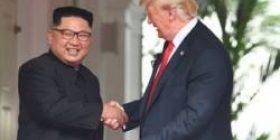 "Iran, North Korea warns ""Do not trust President Trump"""