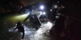 """【Thai cave】 Governor """"I want to bring food for 4 months, I do not think I can rescue immediately"""" Expectation will take a considerable amount of time to rescue"""