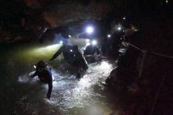 "【Thai cave】 Governor ""I want to bring food for 4 months, I do not think I can rescue immediately"" Expectation will take a considerable amount of time to rescue"