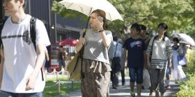 2 dead, 2000 suffer heat exhaustion as heat wave continues in Japan – The Mainichi
