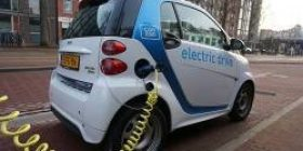 Japanese passenger cars sold worldwide to all electric vehicles in 2050