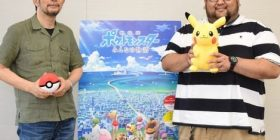 A new director of Pokemon movies is dangerous with a weight of 140 kg