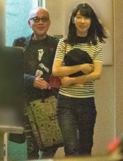 "Naoto Takenaka and Yuki Kashiwagi wine date ""It is not a suspicious relationship"""