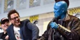 "The release from the cast members of ""Guardians of Galaxy"" is here"