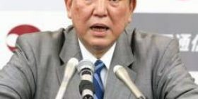 "Mr. Ishihisa ""Review the Liberal Democratic Party with its rich treasure"""
