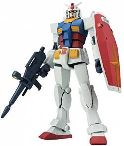 It was a Gundam Day so I tried building the first generation Gundam