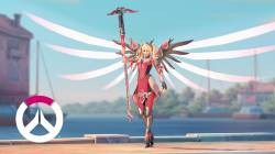 """【Good news】 """"Overwatch"""" The final total amount of breast cancer donation is about 1.4 billion yen!"""