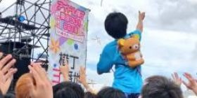[Animation] An idiot that throws potato appears at the idle live.