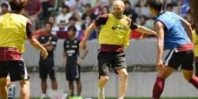 Iniesta, find out the background of the effort to stick to the team