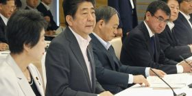Abe says Japan wants to accept more foreign workers from April … – The Mainichi