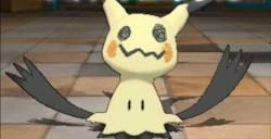 [Kawawa] Pikachu thinking of myself as a mimicque