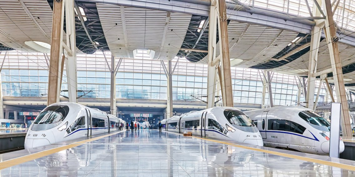 I rode superfast bullet trains in China, Japan, Korea, and Russia, and one is better than the rest – Business Insider