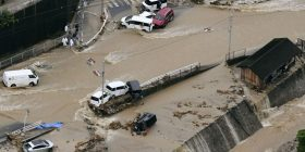 Japan floods: At least 48 dead and dozens missing as 2 million told to evacuate amid record rains – Telegraph.co.uk