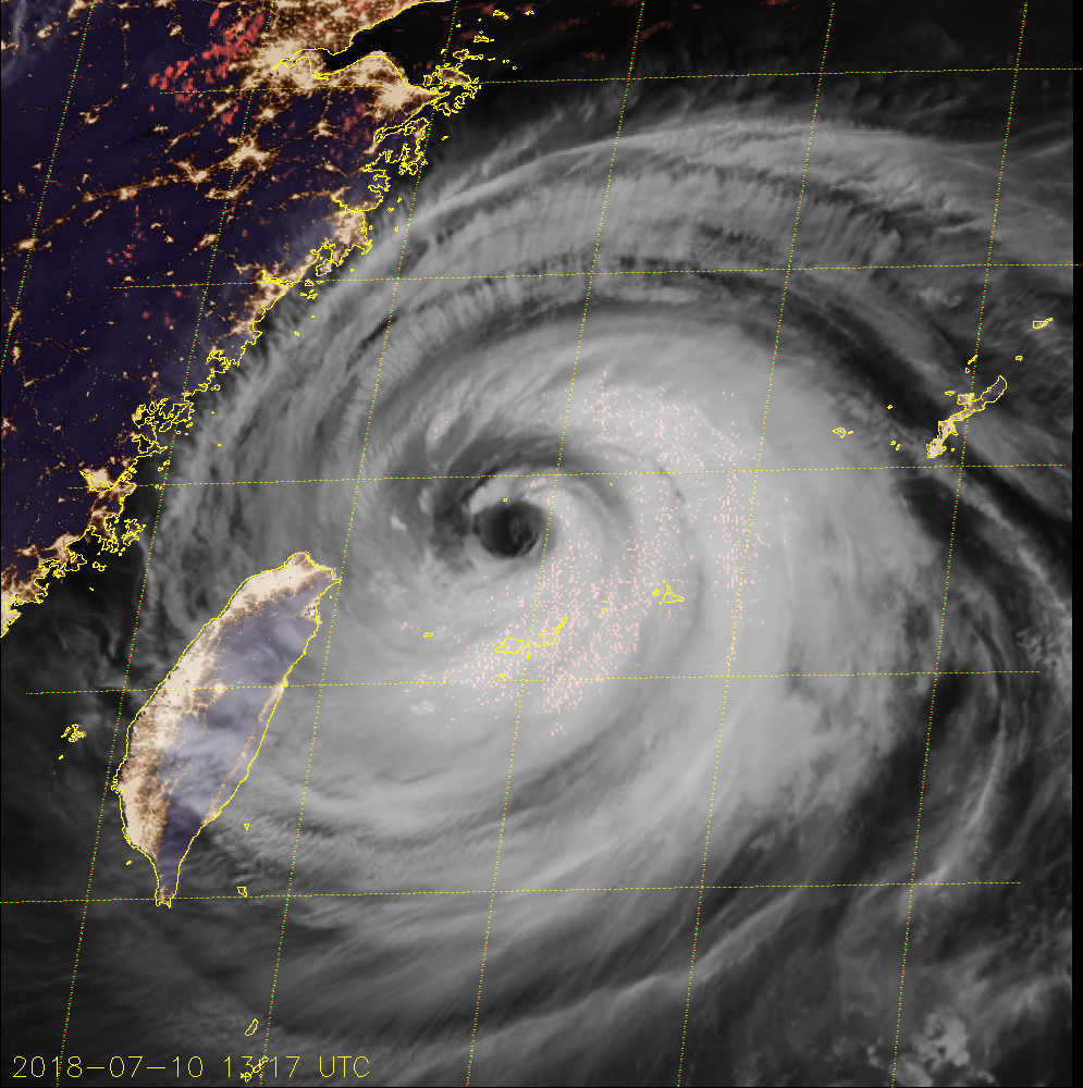 Maria to drench eastern China after slamming Taiwan, Japan's Ryukyu Islands – AccuWeather.com