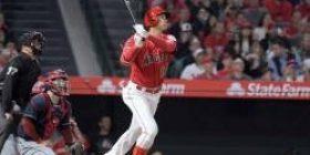Shohei Otani, the first time in 4 games 12th reversal 3 runs