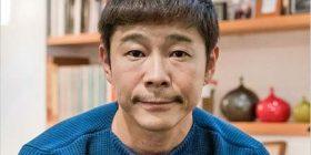 ZOZO President Maesawa's height www