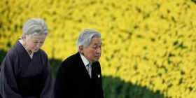 Japanese Emperor Emphasizes Peace at His Last War-Memorial Address – Wall Street Journal