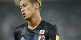 Keisuke Honda assumes the image character of the virtual currency exchange office BITPoint The contract money is paid with bit coin