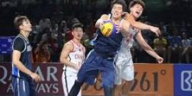 """Korean basketball player, collective stomachache complaining """"The smell of bleach from the dish of Jakarta player village"""""""