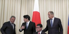 Japan asks Russia to reduce military activity on disputed islands – Reuters