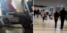 US man urinates on Japanese passenger during flight – The Independent