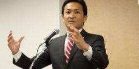 "【Sad news】 National Tamaki representative Tamaki joke lol lol ""I want to take power in 4 years"""