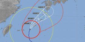 """Typhoon No. 24 """"Charmy"""", Nishinippoto direct hit at 935 hPa … this will kill Kyushu or Shikoku"""