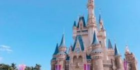 【Movie】 Results of reproducing Disney Land at home