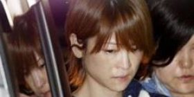 Former Moe daughter. Hitomi Yoshizawa suspects alcohol detection about four times the standard value