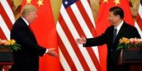 "【US Trade War of China】 President Trump, when China retaliated in the third round of sanctioned tariffs ""When imposing 25% additional duties on all remaining imports"""