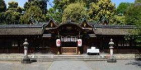 [Image] Hirano Shrine in Kyoto, a massive damage in a typhoon.