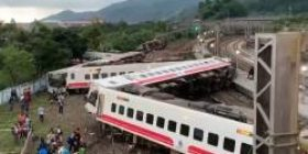 "NHK gets fucked ""Taiwan derailment accident, vehicles made in Japan, manufactured by JR East Japan Subsidiary"""