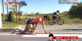 """Princess Ekiden, when looking at the four-player's players, the team manager reported that """"Please stop it."""""""