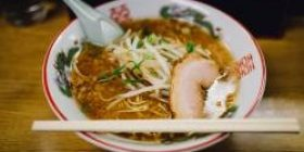 【Image】 Paste the picture of ramen I've been eating