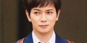 【Sadness】 National hair idol Mr. Jun Matsumoto's hair's amount is bad