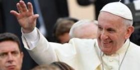 """The Pope did not just accept the visit to the visit but only answered """"I will go as soon as possible"""""""