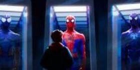 [Image] Spiderman New Work, Moe Moe Anime Characters Is Serving www