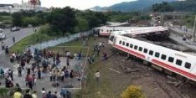 Taiwan railway accident, it was caused by turning off the automatic control device