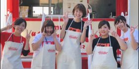 [Image] Results that Saori Kimura lined up with girls of normal size
