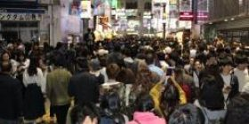 [Sad news] Yesterday's Shibuya Halloween arrested 7 troubles successive