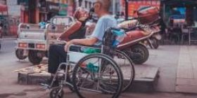 """Police Agency """"Prohibition of drunk driving of electric wheelchair"""" NPO corporation """"It is unfair discrimination"""""""