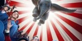 "[Sad news] Disney live-action movie ""Dumbo"", Poster Asahi flag Flip in the controversy"
