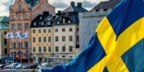 Sweden, it seems to be a completely cashless society within 3 to 5 years